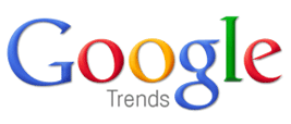 investigar tendencias con Google Trends