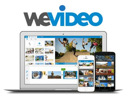 Programa de Edición de Vídeo Online Wevideo