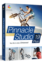Programa de edición de vídeo Pinnacle Studio