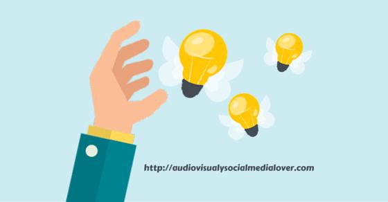Cómo combatir la falta de ideas para escribir en el blog