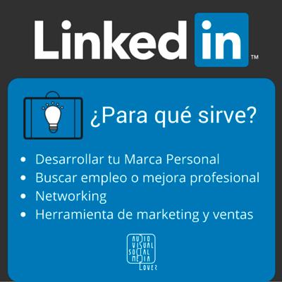 Usos de LinkedIn