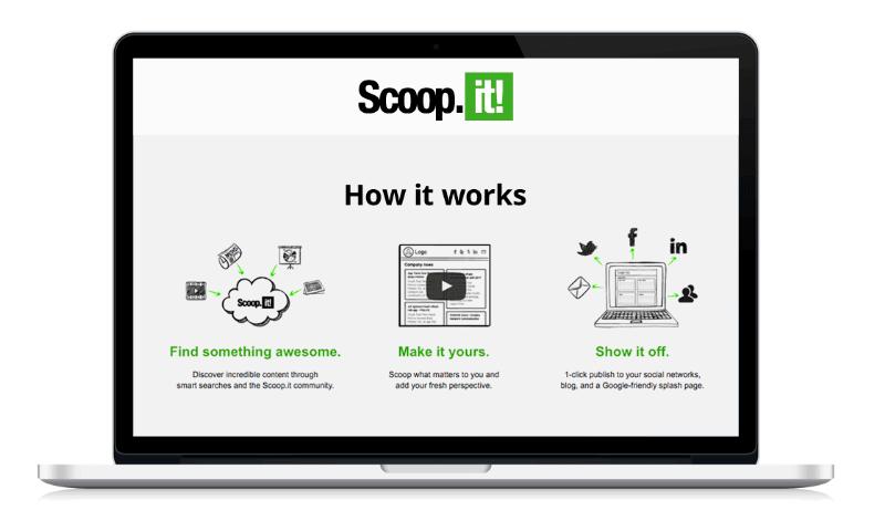 emplea scoop.it para curar contenidos