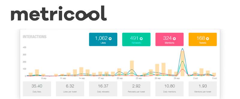 Analiza tus contenidos y redes sociales con Metricool