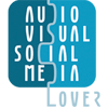 Logo web Audiovisual & Social Media Lover