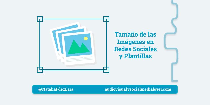 medidas actualizadas de las imágenes en redes sociales 2020